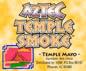 Aztec Temple Herbal Smoke