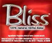 Bliss Herbal Smoke Blend On Sale!
