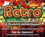 Legal High Retro Smoke Bud